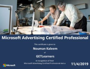 microsoft advertisment professional