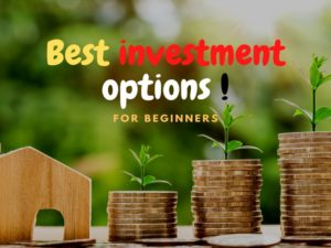 Online investment options for beginners