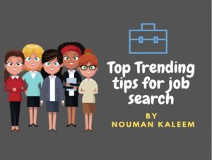 Top Trending tips for job search