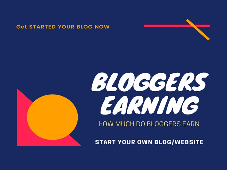 How much do bloggers earn